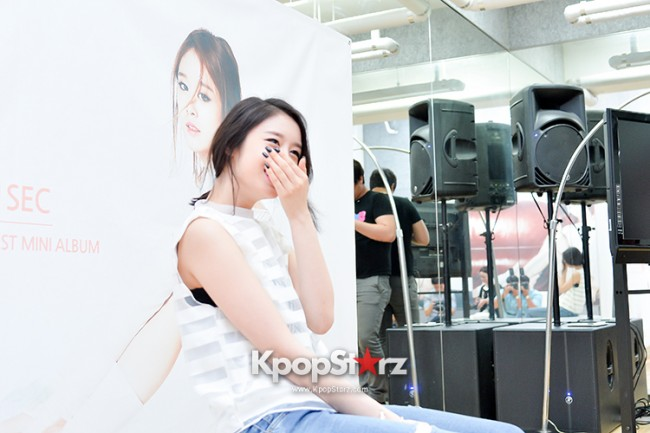 T-ara's Jiyeon Held a Press Conference for Never Ever with the Release of Her First Solo Mini-Albumkey=>23 count56