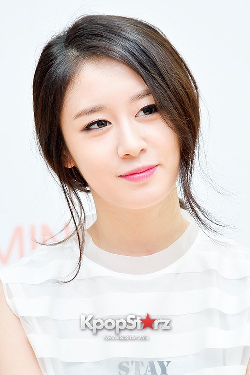 T-ara's Jiyeon Held a Press Conference for Never Ever with the Release of Her First Solo Mini-Albumkey=>32 count56