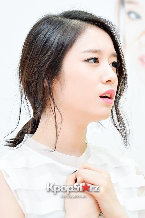 T-ara's Jiyeon Held a Press Conference for Never Ever with the Release of Her First Solo Mini-Albumkey=>34 count56