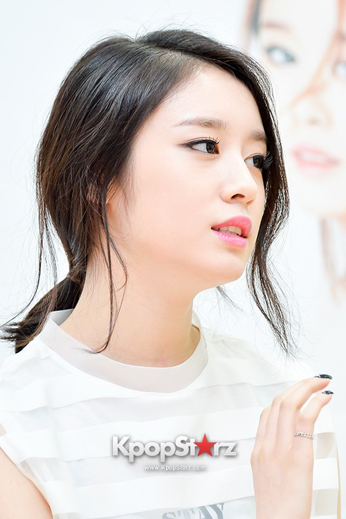T-ara's Jiyeon Held a Press Conference for Never Ever with the Release of Her First Solo Mini-Albumkey=>37 count56