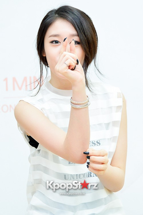 T-ara's Jiyeon Held a Press Conference for Never Ever with the Release of Her First Solo Mini-Albumkey=>44 count56