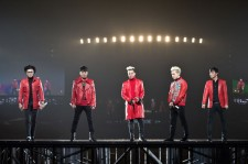 Big Bang's Concert DVD To Release Simultaneously In Both Korea And Japan