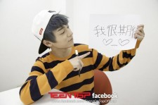 teen top l.joe chinese mssage