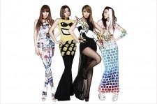 2NE1 credit: Ohkpop