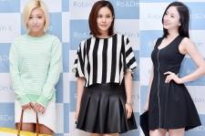Miss A's Min, Ivy, Sahee