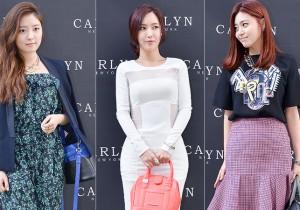 Lee Seyoung, Kim Yoonseo, Lee Youngeun