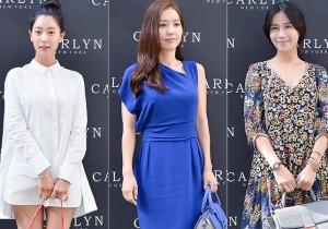 Clara, Lee Jin, Hwang Inyoung