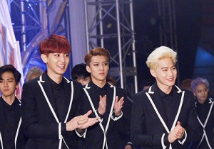 EXO Holds the Concert Press Conference - May 25, 2014 [PHOTOS]