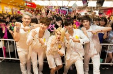 NU'EST Holds Official Japan Debut Press Conference And Start Japan Tour This August