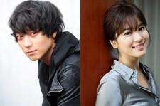 Song Hye Kyo and Kang Dong Won