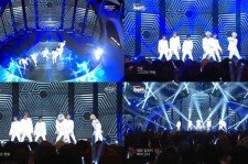 """EXO-K Lights Up the Stage of """"World Cup Cheer Show"""""""
