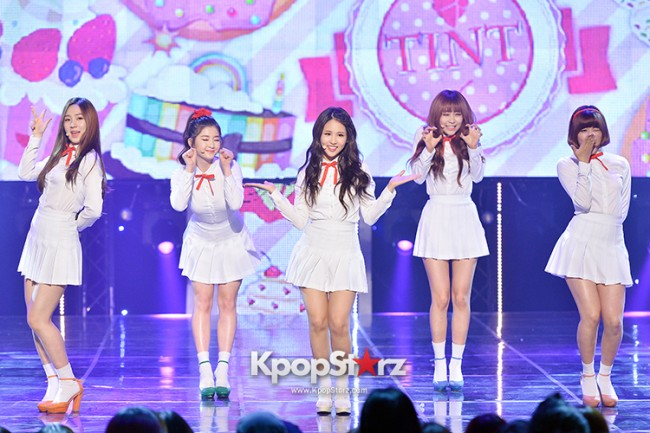 TINT at MBC Music Show Championkey=>1 count18