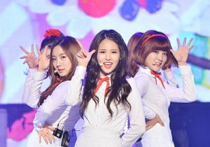 TINT at MBC Music Show Champion