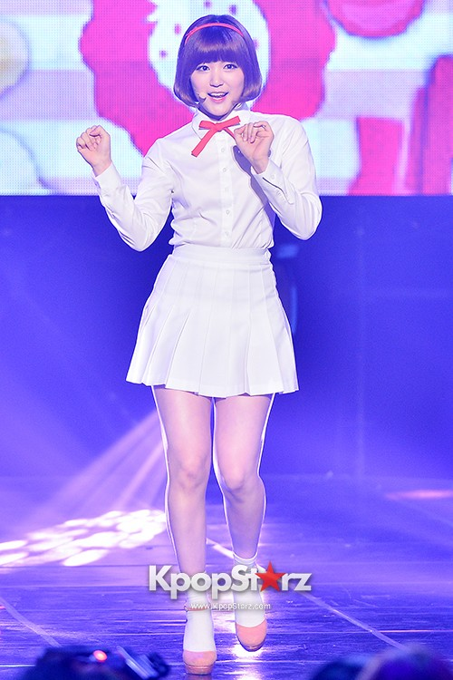TINT at MBC Music Show Championkey=>2 count18