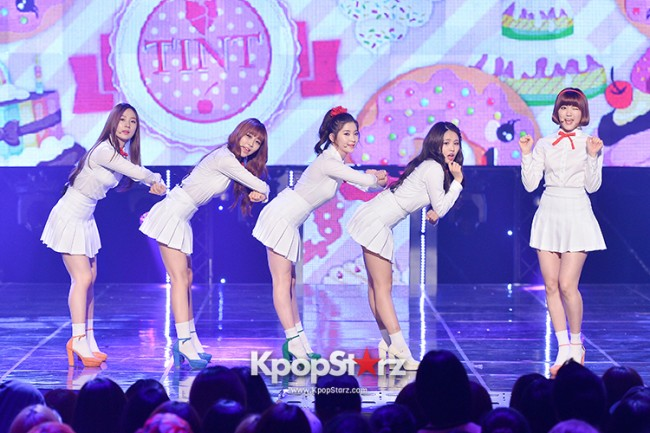 TINT at MBC Music Show Championkey=>6 count18