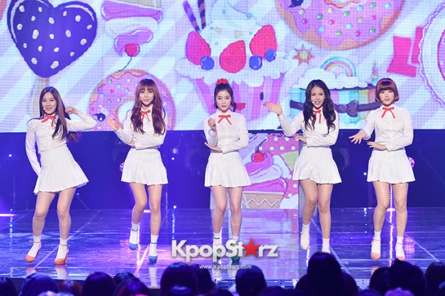 TINT at MBC Music Show Championkey=>8 count18