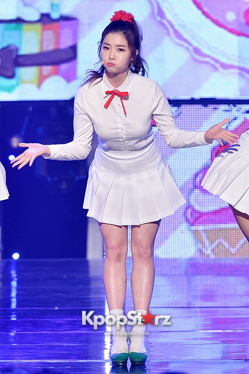 TINT at MBC Music Show Championkey=>9 count18