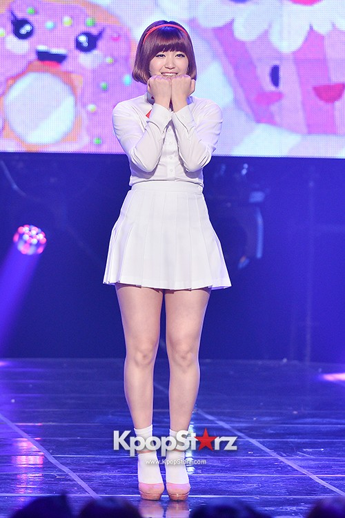 TINT at MBC Music Show Championkey=>13 count18