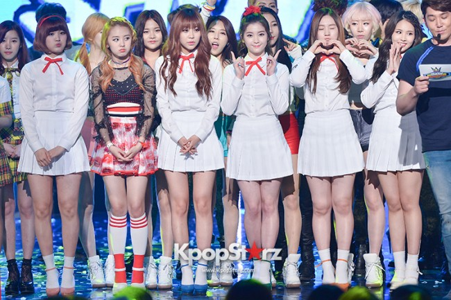 TINT at MBC Music Show Championkey=>16 count18