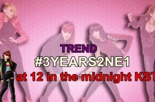 2NE1's 3rd Anniversary Celebrated by Global Fans on Twitter