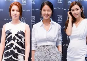 Park Shieun, Im Jungeun and Park Tam Hee