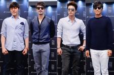 Huisung, Ko Joowon, Kim Jihoon, Lee Jonghyuk