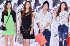 Ko Soyoung, Han Chaeyoung, Jung Jooyeon and Seoyoung