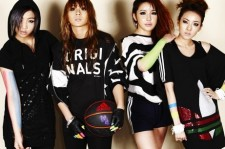 Fashion People 2NE1 Sets The Trend for 2012 S/S Fashion