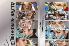 Big Bang to Release 'Alive Monster Edition' Special Album