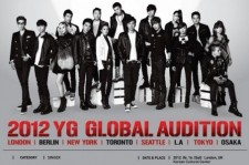 YG Looking for Next 2NE1 and Big Bang @ Global Audition Starting in June
