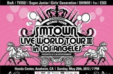 SMTOWN World Tour Release More Information on YouTube