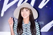 2ne1's Sandara Park Attend 'Man on High Heels' Movie VIP Premiere