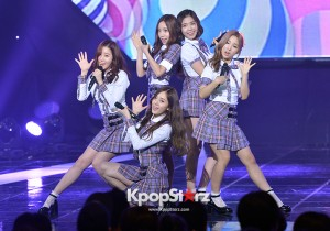 Berry Good at SBS MTV The Show : All about K-POP