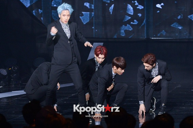 VIXX at SBS MTV The Show : All about K-POPkey=>3 count11