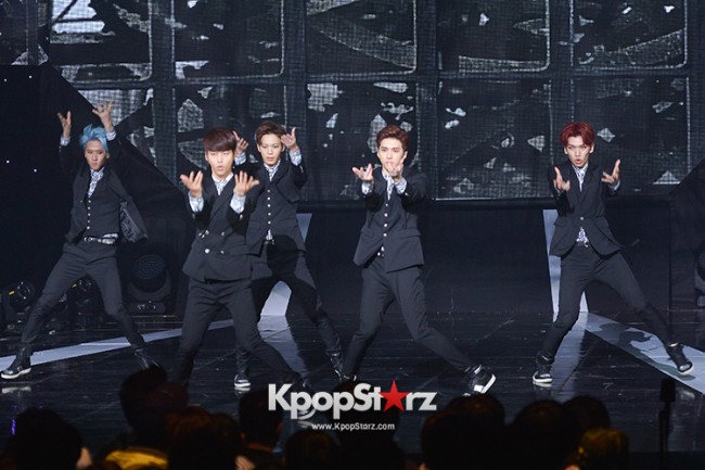 VIXX at SBS MTV The Show : All about K-POPkey=>4 count11