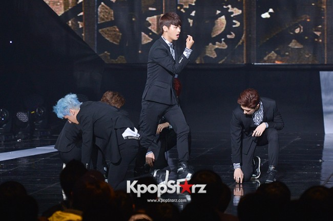 VIXX at SBS MTV The Show : All about K-POPkey=>5 count11