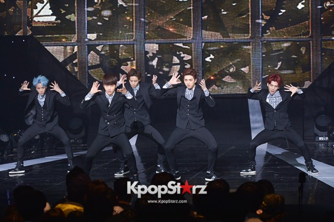 VIXX at SBS MTV The Show : All about K-POPkey=>6 count11