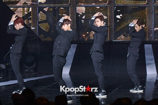VIXX at SBS MTV The Show : All about K-POPkey=>7 count11