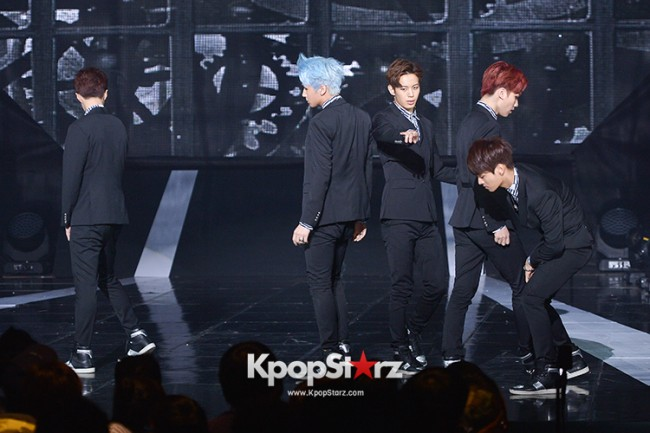 VIXX at SBS MTV The Show : All about K-POPkey=>8 count11