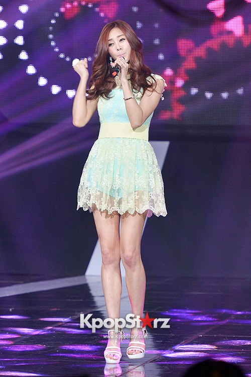 G.NA at SBS MTV The Show : All about K-POP key=>2 count22