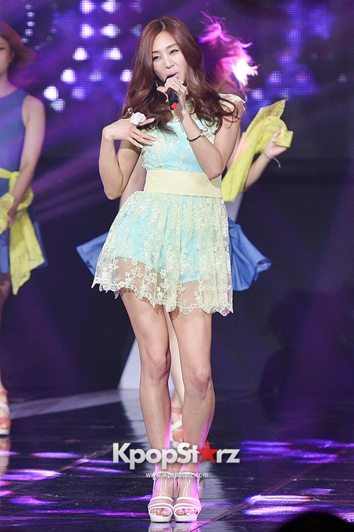 G.NA at SBS MTV The Show : All about K-POP key=>3 count22
