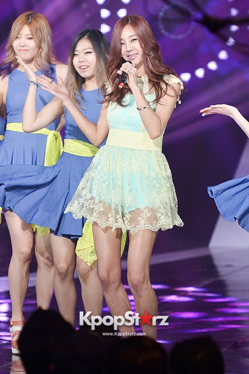 G.NA at SBS MTV The Show : All about K-POP key=>7 count22