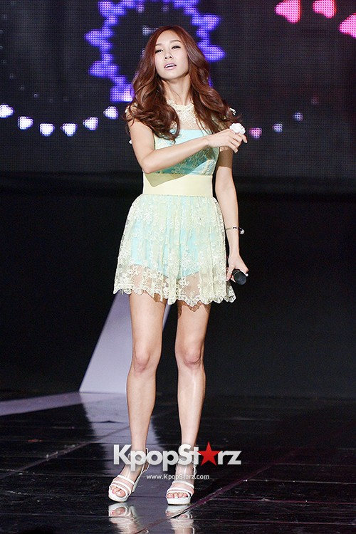 G.NA at SBS MTV The Show : All about K-POP key=>8 count22