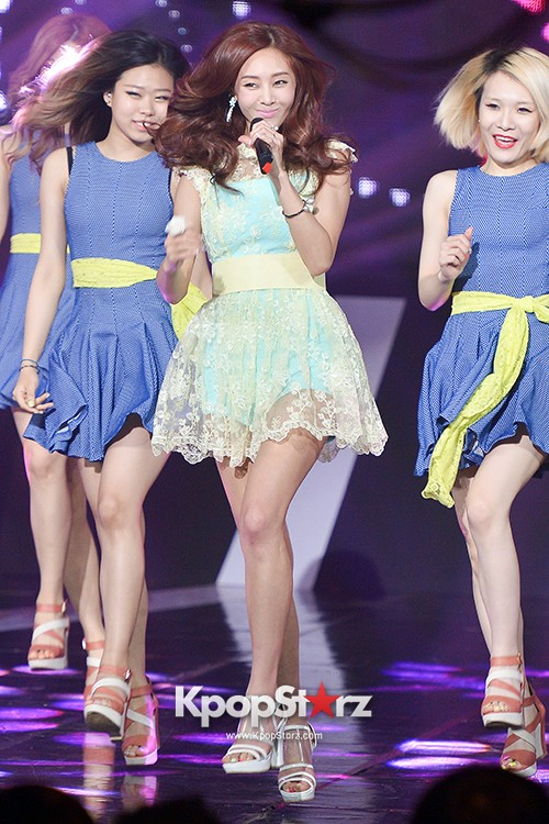 G.NA at SBS MTV The Show : All about K-POP key=>9 count22
