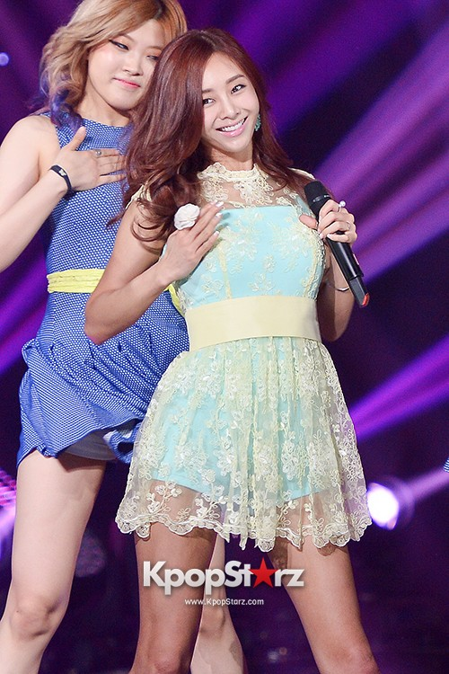 G.NA at SBS MTV The Show : All about K-POP key=>12 count22