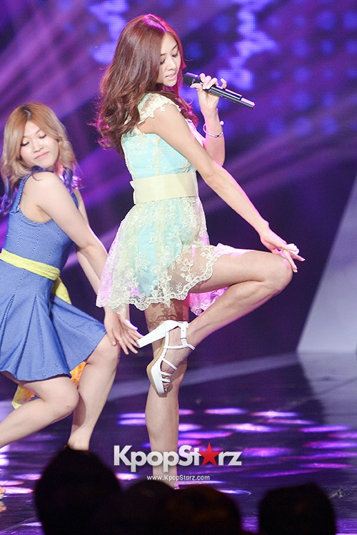 G.NA at SBS MTV The Show : All about K-POP key=>17 count22