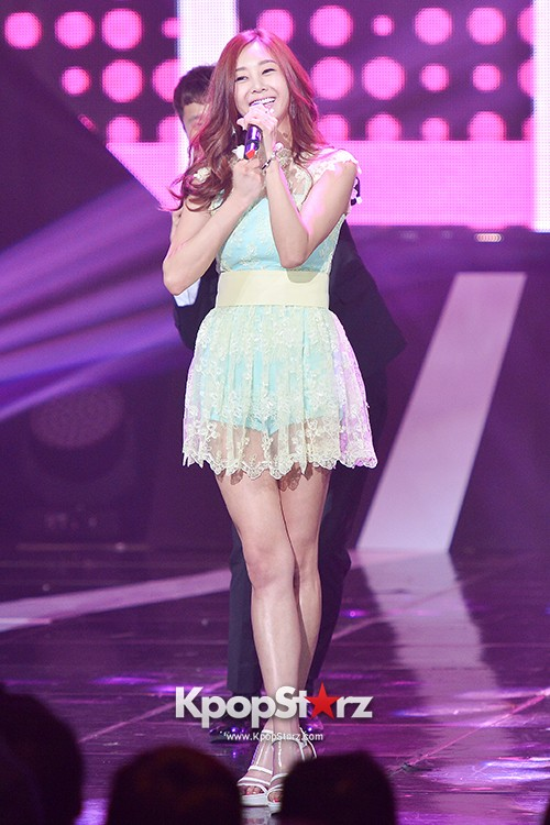 G.NA at SBS MTV The Show : All about K-POP key=>18 count22