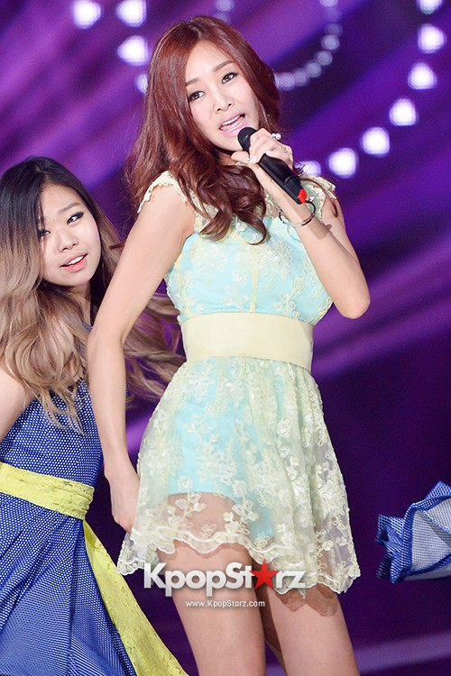 G.NA at SBS MTV The Show : All about K-POP key=>19 count22