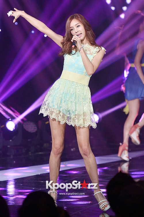 G.NA at SBS MTV The Show : All about K-POP key=>20 count22