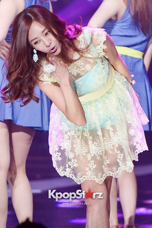G.NA at SBS MTV The Show : All about K-POP key=>21 count22